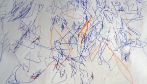 рисование с детьми 2 лет