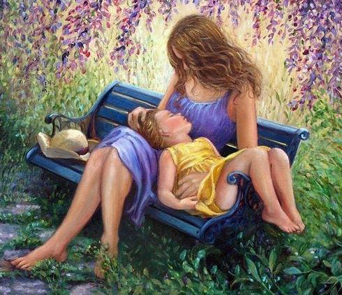 детский сон - дороже золота