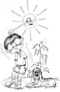 солнечный удар у детей