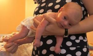 рефлексы новорожденных